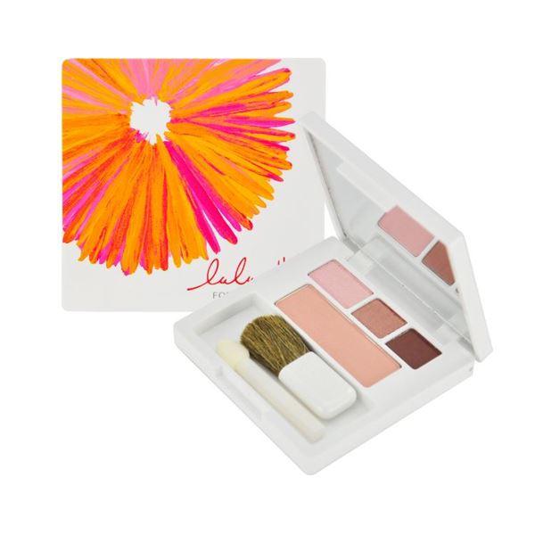 圖片 CLINIQUE--LuLu DK For Clinique 眼影胭脂連刷掃鏡盒組合 #04 pink blush