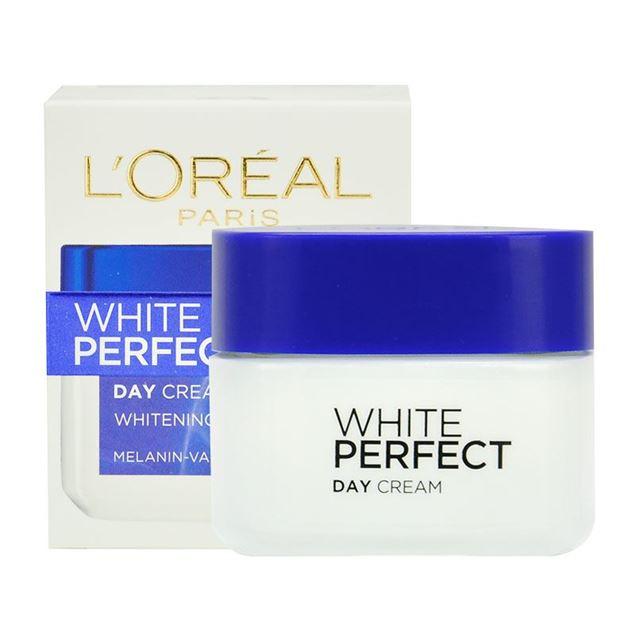 圖片 LOREAL--完美淨白粉嫩透白修護日霜 SPF 17/PA++