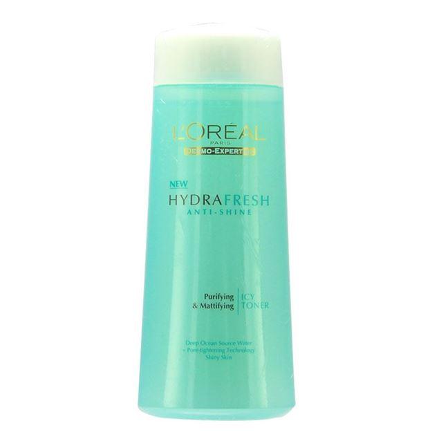 圖片 LOREAL--Dermo-Expertise HydraFresh 水清新抗油光保濕爽膚水