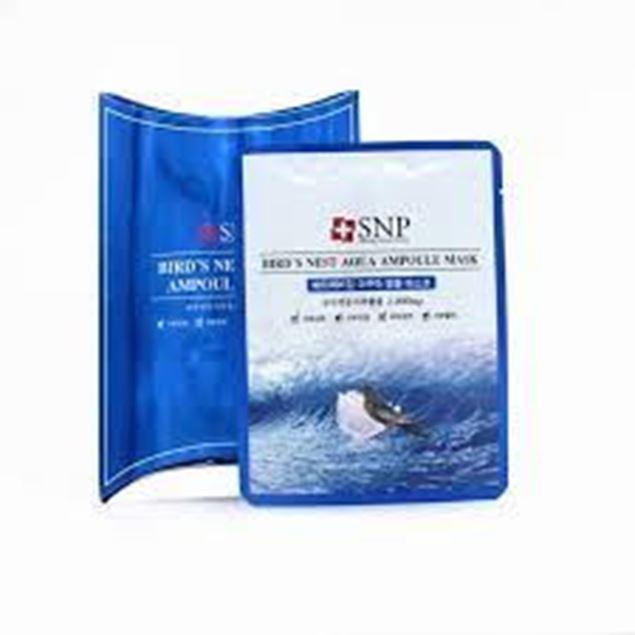 圖片 SNP 水庫燕窩面膜